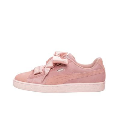 Puma Suede Heart Pebble productafbeelding