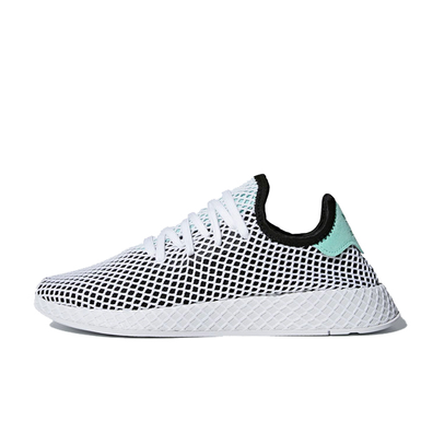 adidas Deerupt 'Core Black/Easy Green' productafbeelding