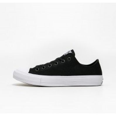 Converse All Star 2 Ox - Black productafbeelding