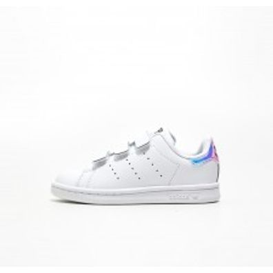 adidas Stan Smith Preschool - White productafbeelding
