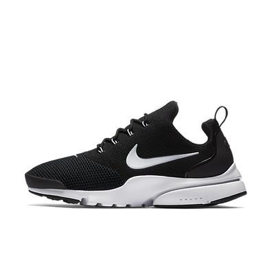 Nike Presto Fly - Black White productafbeelding