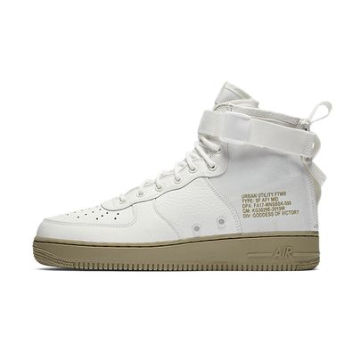Nike Special Field Air Force 1 Mid - Ivory Olive productafbeelding