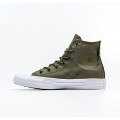 Converse All Star Hi Cordura - Olive productafbeelding