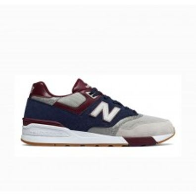 New Balance ML597GNB - Grey Navy productafbeelding