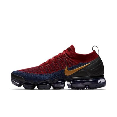 Nike Air Vapormax Flyknit 2 - Team Red productafbeelding
