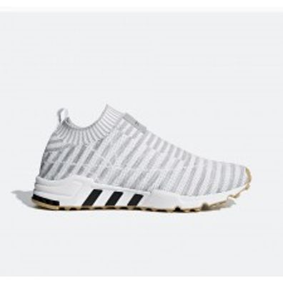adidas EQT Support Sock PK Womens - White Grey productafbeelding