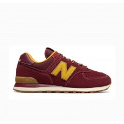 New Balance ML574OTC - Mercury Red productafbeelding