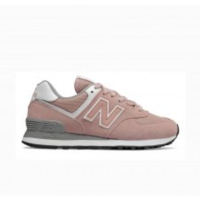 New Balance WL574UNC Womens - Charm Rosè productafbeelding