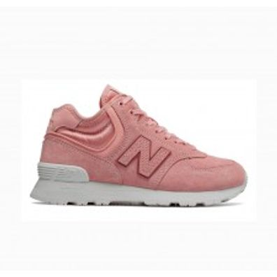 New Balance WH574BA Womens Sneakerboot - Rosa productafbeelding