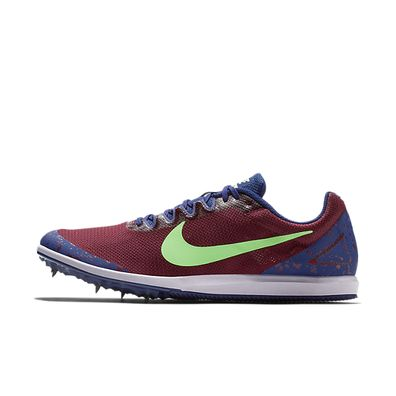 Nike Zoom Rival D 10 Track spike (unisex) - Paars productafbeelding