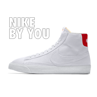 Nike Blazer Mid - By You productafbeelding