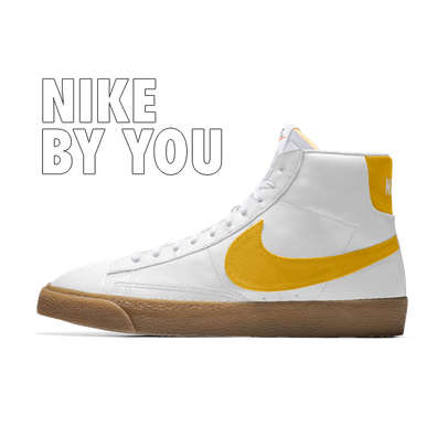 Nike WMNS Blazer Mid - By You productafbeelding