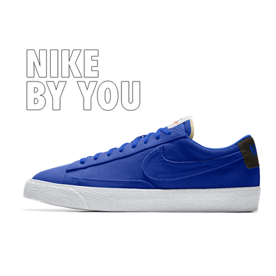 Nike Blazer Low - By You productafbeelding