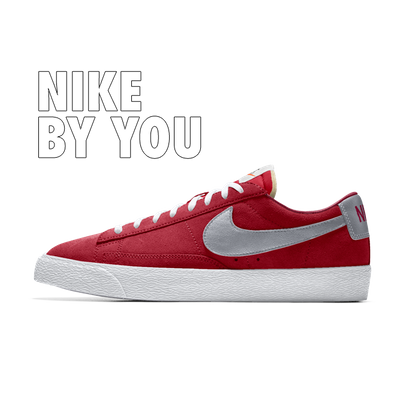 Nike WMNS Blazer Low - By You productafbeelding