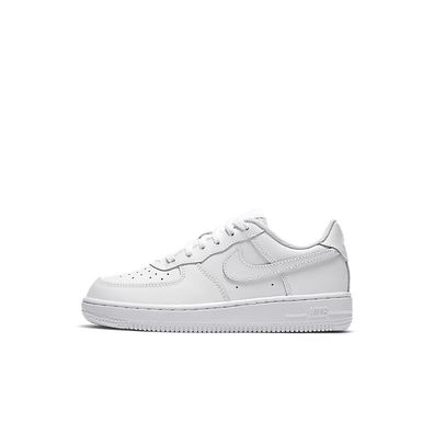 Nike Air Force 1 Kleuterschoen - Wit productafbeelding