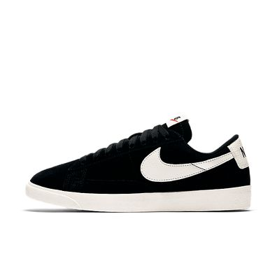 Nike Women's Blazer Low SD Black productafbeelding