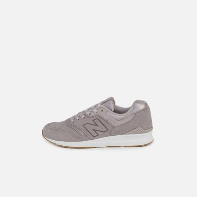 New Balance WL697PMG Flat White / Rose productafbeelding
