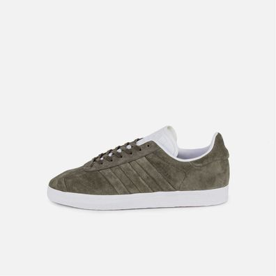 Adidas Gazelle Stitch and Turn Olive Green productafbeelding
