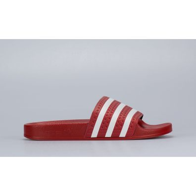 adidas Originals Adilette (Red / White) productafbeelding