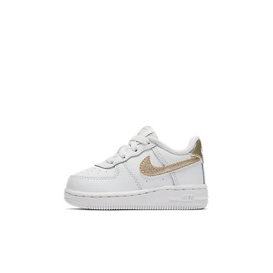 Nike Force 1 (TD) (White) productafbeelding