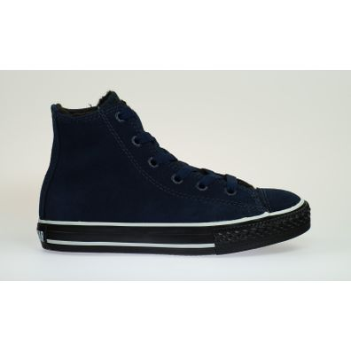 Converse Chuck Taylor All Star Suede Hi YTH productafbeelding