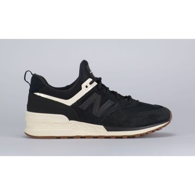 New Balance WS574 SFK (BLACK) productafbeelding