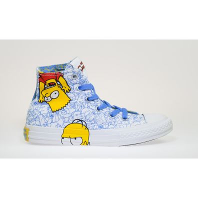 Converse Chuck Taylor All Star Simpson Hi Canvas (YOUTH) productafbeelding