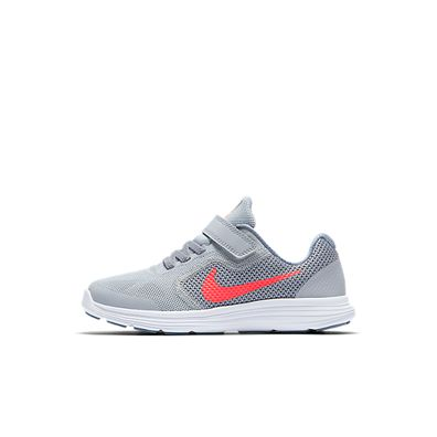 Nike Revolution 3 (PS) (Grey) productafbeelding