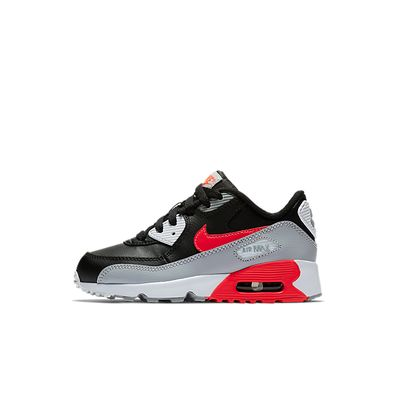 Nike Air Max 90 LTR (PS) (Grey / Red) productafbeelding