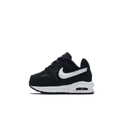 Nike Air Max Command Flex (TD) (Black) productafbeelding