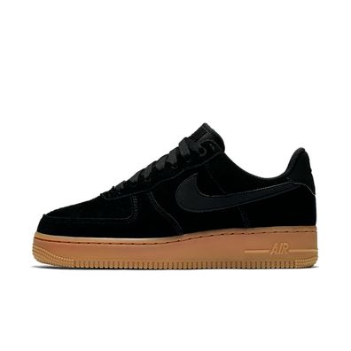 Nike Wmns Air Force 1 '07 SE (BLACK) productafbeelding