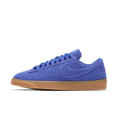 Nike Wmns Blazer Low (BLUE) productafbeelding