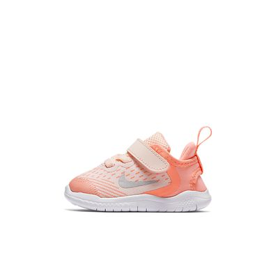 Nike Free RN 2018 (TDV) (Apricot) productafbeelding
