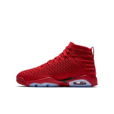 Nike Jordan Flyknit Elevation 23 (BG) (Red) productafbeelding