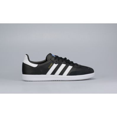 adidas Originals Samba OG J (Black) productafbeelding