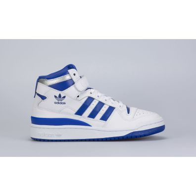 adidas Originals Forum Mid J (WHITE) productafbeelding