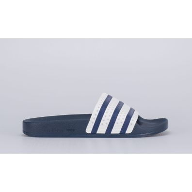 adidas Originals Adilette (Blue / White) productafbeelding