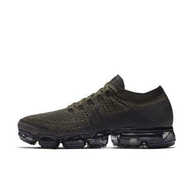 Nike Air VaporMax Flyknit Olive productafbeelding