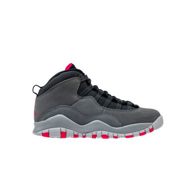 "Air Jordan 10 Retro (GS) ""Smoke Grey"" productafbeelding"