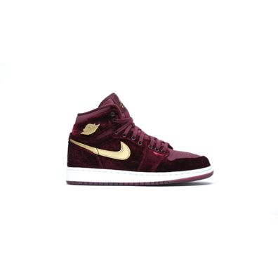 "Air Jordan 1 Retro Hi Prem Hc GG ""Night Maroon"" productafbeelding"