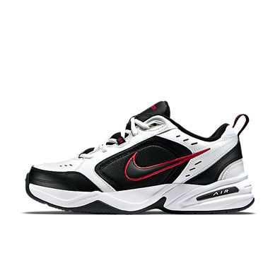 "Nike Air Monarch IV ""Black and White"" productafbeelding"