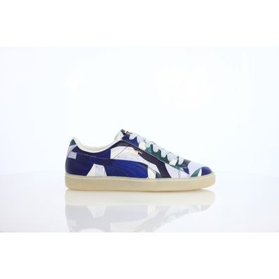 "Puma x CAREAUX Basket Graphic ""Twilight Blue"" productafbeelding"