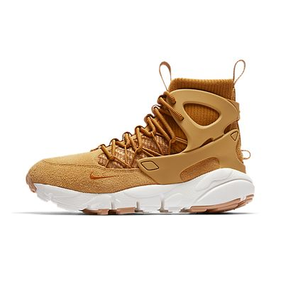 """Nike WMNS Air Footscape Mid Utility """"Wheat Pack"""" productafbeelding"""