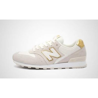 New Balance WR996FSM (beige / gold) productafbeelding