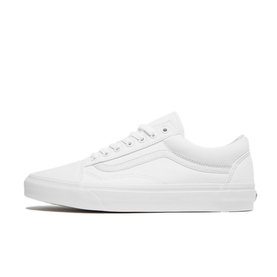 vans old skool dames wit