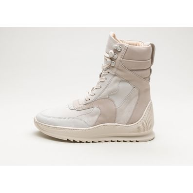 Filling Pieces Peak Boot Heel Cap Storm (Off White / Nude) productafbeelding