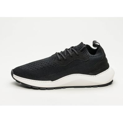 Filling Pieces Knit Speed Arch Runner Condor (Black) productafbeelding