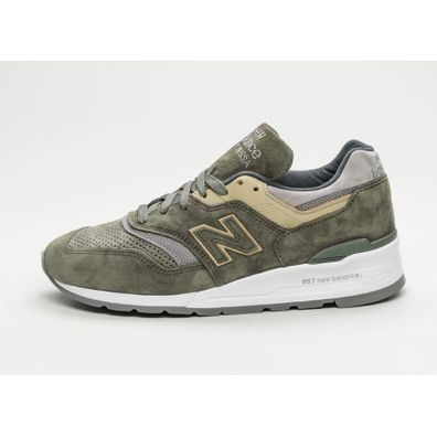 New Balance M997FGG *Made in USA* (Green) productafbeelding