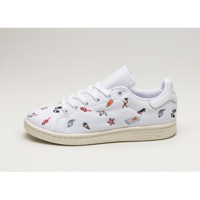 adidas Stan Smith W (Ftwr White / Ftwr White / Off White) productafbeelding