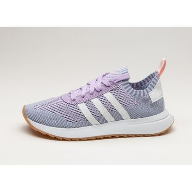 adidas FLB_Runner W PK (Purple Glow / Ftwr White / Tactile Blue) productafbeelding
